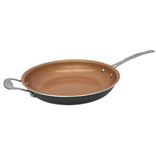 EMSON DIV. OF E. MISHON 218052 9950 12.5 in. Gotham Stl Fry Pan