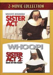 Sister act 1/sister act 2-back in the habit (dvd/2 disc) D55409D