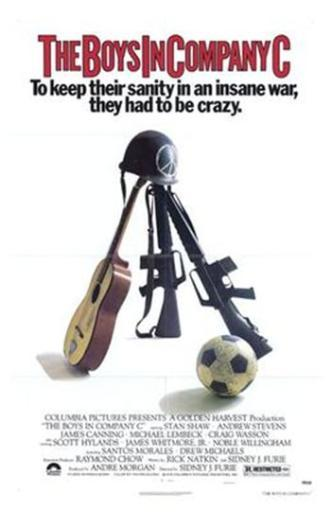 The Boys in Company C Movie Poster (11 x 17) HJY04DIMPU6F69NZ