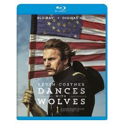 Dances with wolves (blu-ray/digital hd/25th anniversary (blu-ray/ws) BRM132307