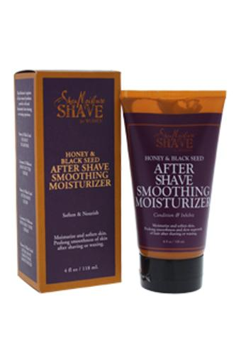 Honey & Black Seed After Shave Smoothing Moisturizer, Shea Moisture 4 oz NY8YDDWCLSJPSDI2