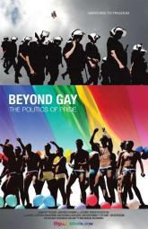 Beyond Gay The Politics of Pride Movie Poster (11 x 17) MOVEB56601