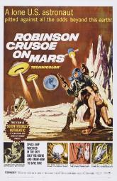 Robinson Crusoe On Mars Us Poster Art 1964 Movie Poster Masterprint EVCMMDROCREC002HLARGE