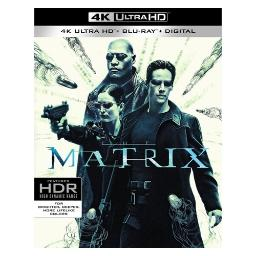 Matrix (blu-ray/4k-uhd/3 disc/o-sleeve) BR646042