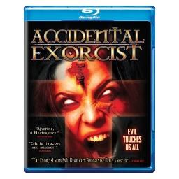 Accidental exorcist (blu ray) (ws) BRAW5403