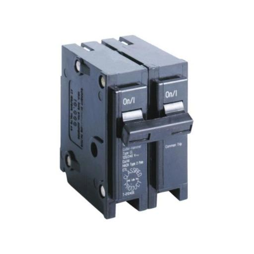 Eaton Electrical CL215CS Clamshell Circuit Breaker 2 Pole 15 Amp
