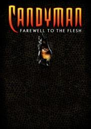 Candyman Farewell to the Flesh Movie Poster (11 x 17) MOVEJ1091