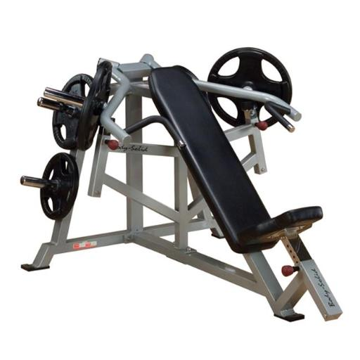 Body Solid LVIP Leverage Incline Press Exercise Machine