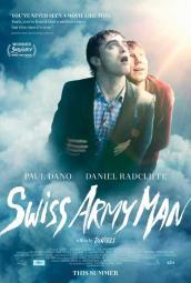 Swiss Army Man Movie Poster (11 x 17) MOVCB35745