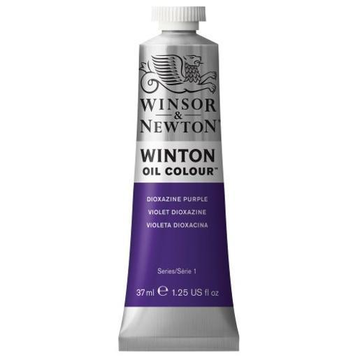 Winsor & Newton / Colart 1414229 Winton Oil Colour 37Ml Dioxazine Purple
