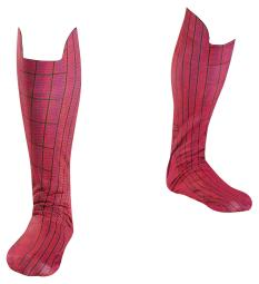 The Amazing Spider-Man Boot Covers DG42517