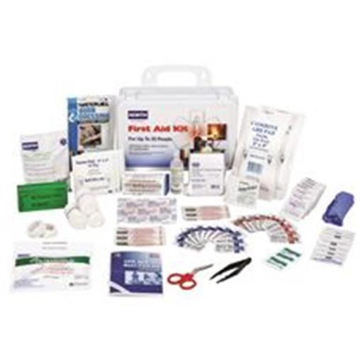 Honeywell Safety Products 3570851 25 Person North Class A Indoor & Outdoor First Aid Kit, Plastic Case