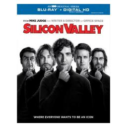 Silicon valley-complete 1st season (blu-ray/dc/ultra-violet/2 disc) BR494171