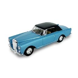1961 Bentley Continental S2 Park Ward Blue 1/43 by Road Signature 43215