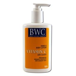 BEAUTY WITHOUT CRUELTY Beauty without cruelty hand and body lotion vitamin c, organic, 8.5 fl oz, 8.5 Fluid Ounce