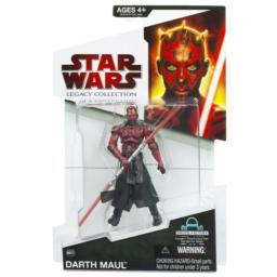 Darth Maul BD#05 Star Wars Legacy Collection Action Figure
