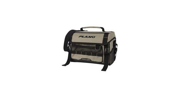 Plano weekend series tan 3600 softsider tackle bag plab36121