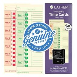 Lathem oem time clocks,
