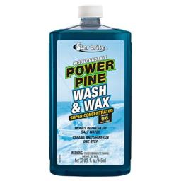 Star brite Power Pine Concentrated Wash & Wax, Biodegradable, 32 oz