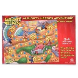 Almighty Heroes Board Game