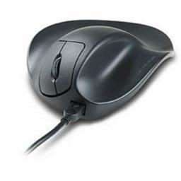 Hippus XS2WB Wired Light Click HandShoe Mouse (Right Hand, Extra Small, Black)