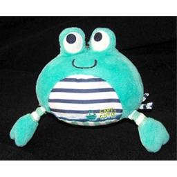 Carter's Just One You Green Crab Plush Bean Stuffed Toy