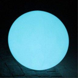 """Main Access Illuminate Ovoid 15"""" Waterproof Floating LED Light Ball with Remote"""