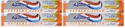 Aquafresh Action Toothpaste, 33873 Extreme Clean Whitening 22.4 Ounce Pack of 4