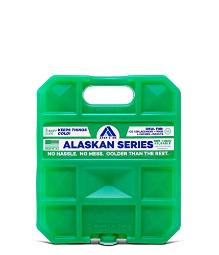 Long Lasting Ice Pack for Coolers, Camping, Fishing and More, Medium Reusable Ice Pack, Alaskan Series by Arctic Ice