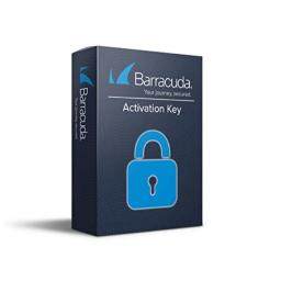 Barracuda Networks | BBS190a-x1 | Backup Server 190 Replication to a Virtual Receiver 1 Year