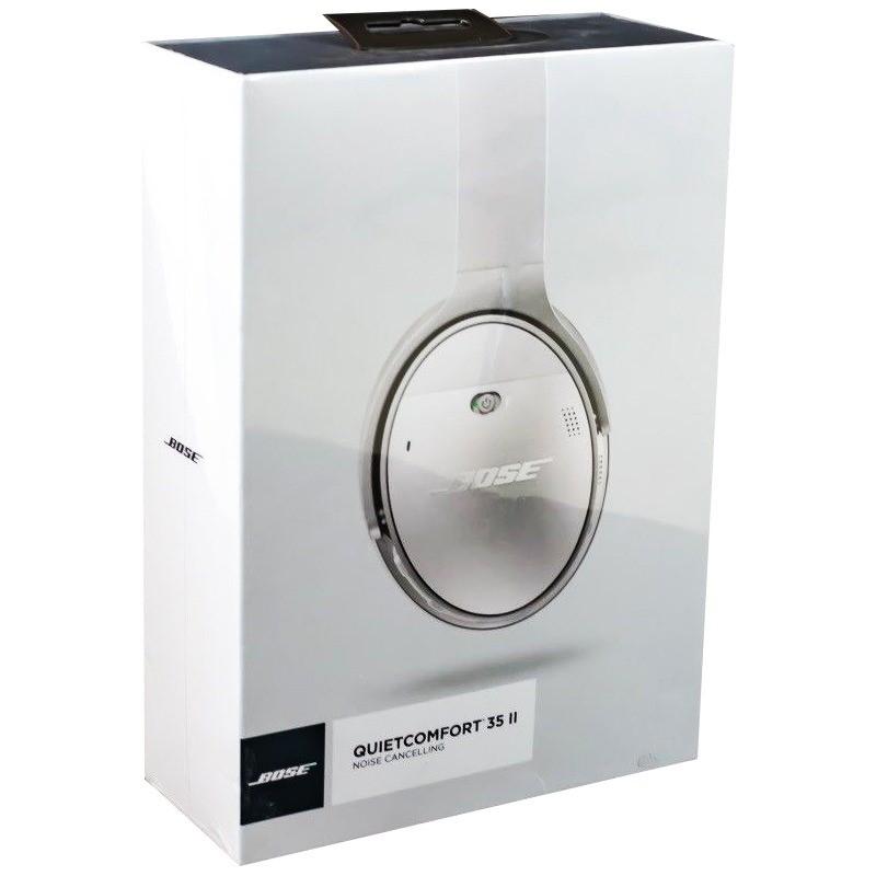 Bose QuietComfort 35 Series II Wireless Noise Cancelling Headphones