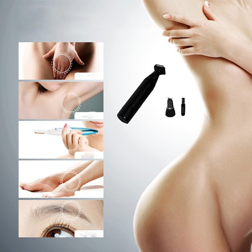 Good Quality Ladies Portable Bikini Hair Trimmer Hair Remover