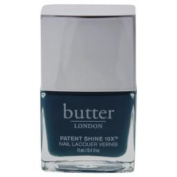 Butter London W-C-12882 Nail Lacquer 0.4 oz Patent Shine 10X for Women, Bang on
