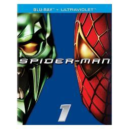 Spiderman 1 (2002/blu ray/dol dig 5.1/1.85/ws/eng/movie promo sku) BR39992