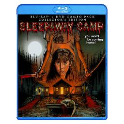 Sleepaway camp-collectors edition (blu ray/dvd combo) (2discs/ws/1.78:1) BRSF148721