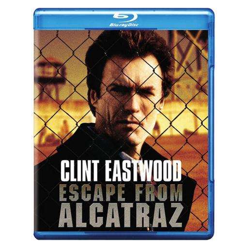 Escape from alcatraz (blu ray) (ws/2017 re-release) FEW4HAGUQBTE88KQ