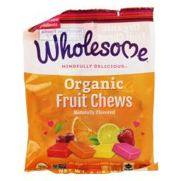 Wholesome! - Organic Fruit Chews - 2 oz.