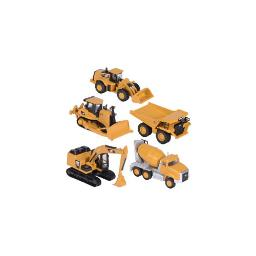 Cat  merchandise 39510 3 mini metal machines tm  assortment