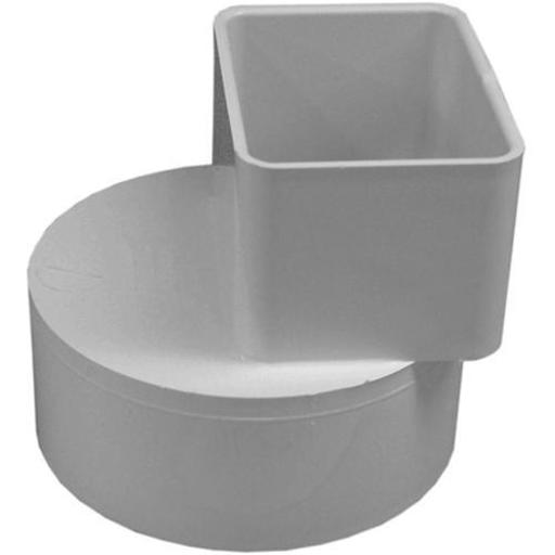 Genova 46234 Offset Downspout Adapter, 2