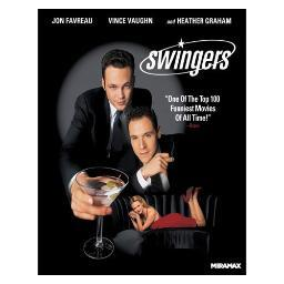 Swingers (blu ray) (ws/eng/eng sub/span sub/2.0 dts-hd) BR30995