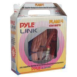 Pyle  Amp Wiring Kit Pyle 8Ga. With Speaker Wire