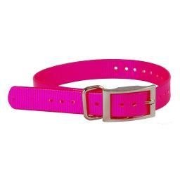 The Buzzard'S Roost Collar-S-Pk Pink The Buzzard'S Roost Collar Strap 1 Pink 1 X 24