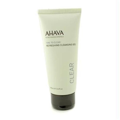 Ahava 12270495301 Time to Clear Refreshing Cleansing Gel - 100ml-3.4oz