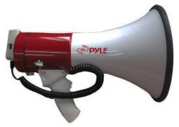 Pyle  pyle pro megaphone with siren talk usb sd card
