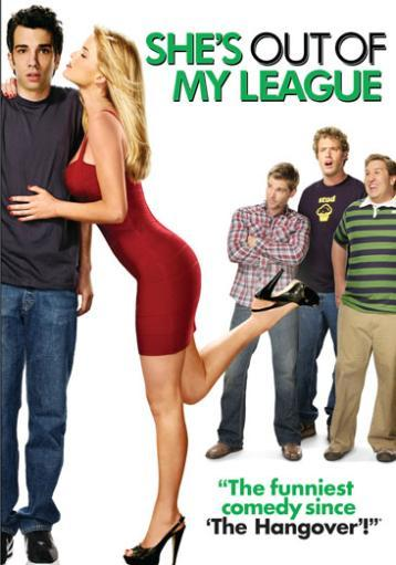 Shes out of my league (dvd) (5.1 dol dig/ws/eng sdh/re-release) TAQPD3HQALFGQYNN