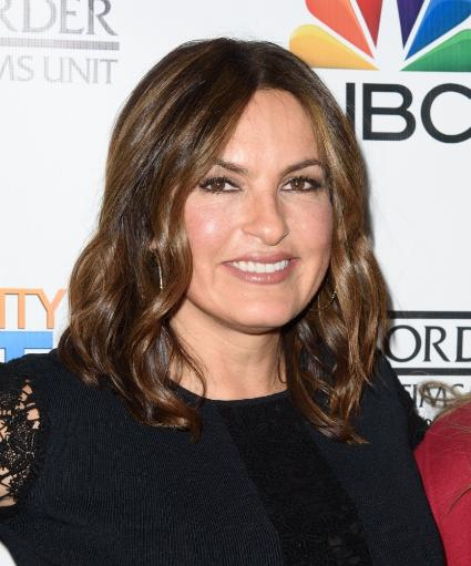 Mariska Hargitay At Arrivals For Tv Guide Magazine Cover Party For Law & Order Special Victims Unit 400Th Episode, Gansevoort Park Avenue Nyc, New.