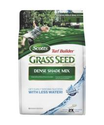 Scotts 18348 Turf Builder Dense Shade Grass Seed, 3 Lbs