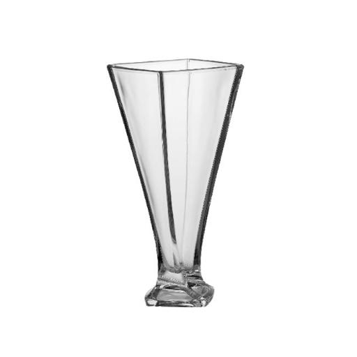 Majestic Gifts 97119-13 Square Glass Vase, 13 in. 8MQX83KQMRC3T0KO