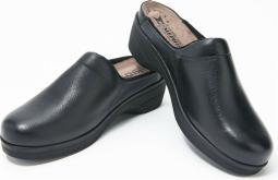 MEPHISTO Leather Clogs Satty NEW A373217