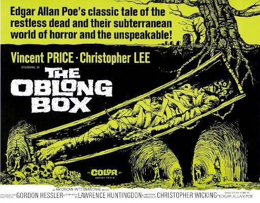 The Oblong Box 1969 Movie Poster Masterprint ZBAJDMWQLFYRLMAI